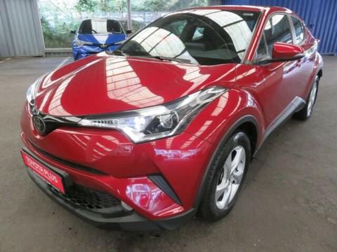 Toyota C-HR Automatik