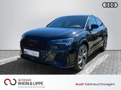 Audi RSQ3 Sportback Abgas Wabenleder