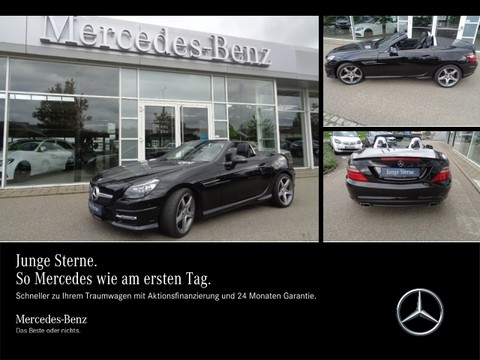 Mercedes SLK 200 BE Carbon LOOK Edition AMG