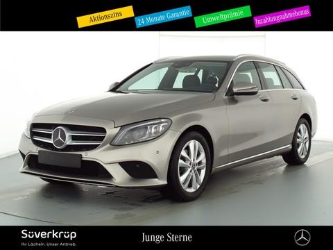 Mercedes-Benz C 180 T Avantgarde #241602
