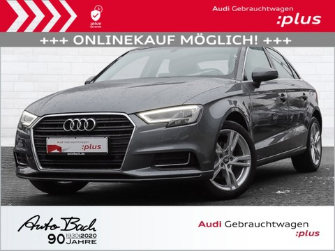 Audi A3 1.0 TFSI Limousine Design EPH