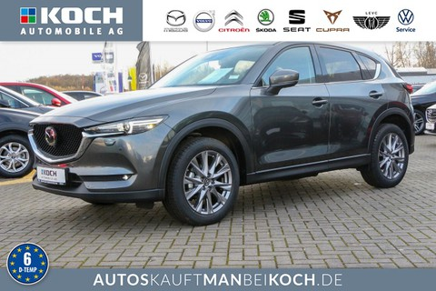 Mazda CX-5 SKY-G 194 FWD 5T 6AG EXCLUSIVE P
