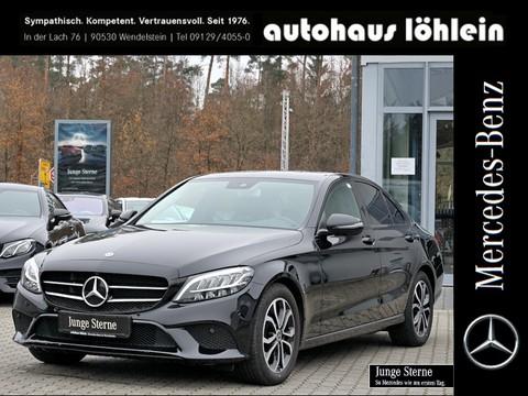 Mercedes-Benz C 180 d ° NIGHT-P TOUCH