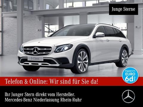 Mercedes-Benz E 220 d T All-Terrain Spur und