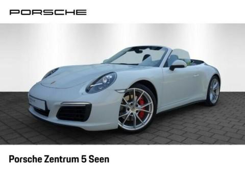 Porsche 991 II Carrera 4S