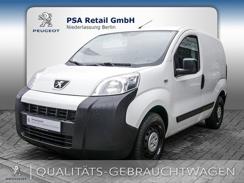 Peugeot Bipper undefined