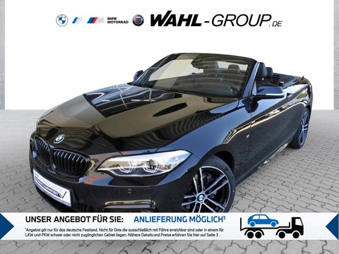BMW 220 d Cabrio M-Sport |