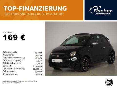 Fiat 500 1.0 GSE Hybrid Rockstar 16