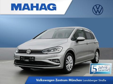 Volkswagen Golf Sportsvan 1.5 TSI Highline AppConnect LightAssist FrontAssist 17Zoll