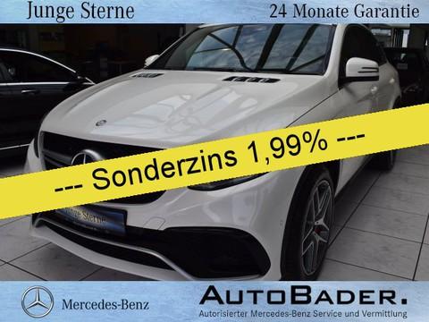 Mercedes GLE 63 AMG Mercedes S Coupé Vmax