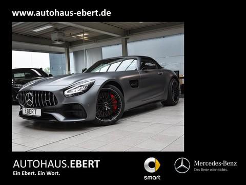 Mercedes-Benz AMG GT C Roadster Perf Sitze