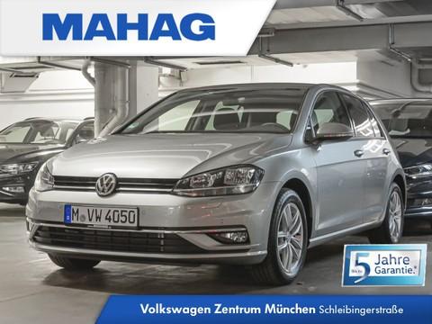 Volkswagen Golf Comfortline Anschlussgarantie 115
