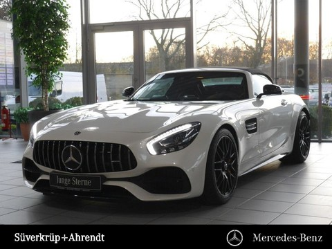 Mercedes-Benz AMG GT C Roadster Performance Abgas