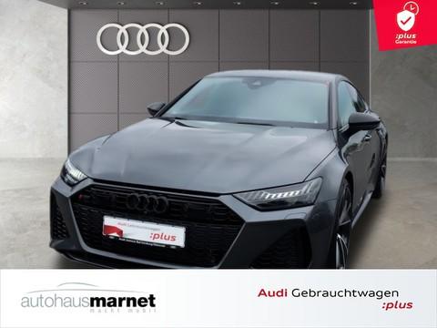 Audi RS7 Sportback Massage Dynamik plus Tour Stadt
