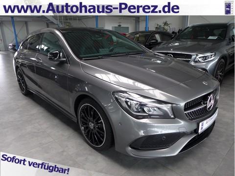 Mercedes-Benz CLA 220 Shooting Brake d AMG PSD-HIFI-NIGHT-18
