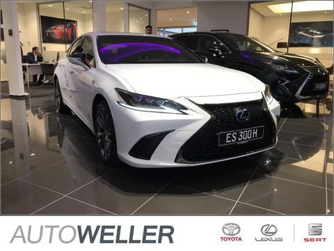 Lexus ES 300 h F-SPORT PremiumNavigation Display