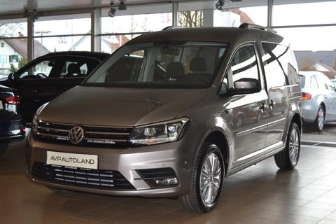 Volkswagen Caddy TDI Comfortline