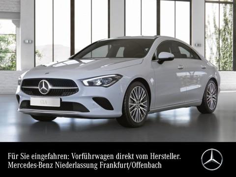 Mercedes-Benz CLA 180 d Cp Premium Spurhalt