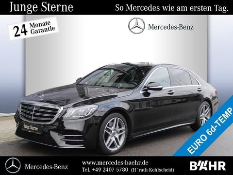 Mercedes-Benz S 400 d lang AMG °