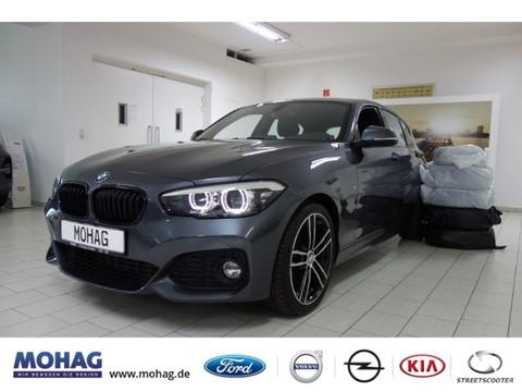 BMW 118 i Automatik M-Paket --8Fach bereift