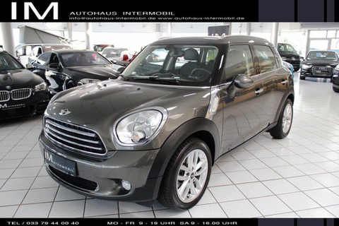 MINI Cooper D Country man Teil