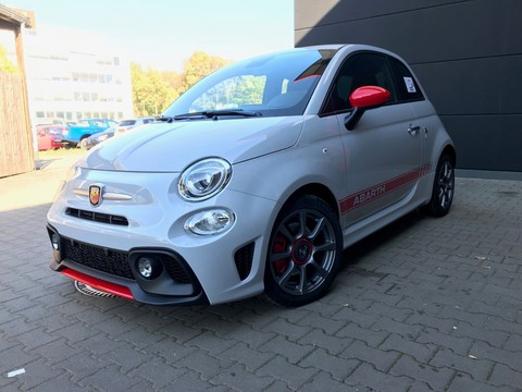 Abarth 595 1.4 T-Jet MY19 (145PS) Rote Gurte