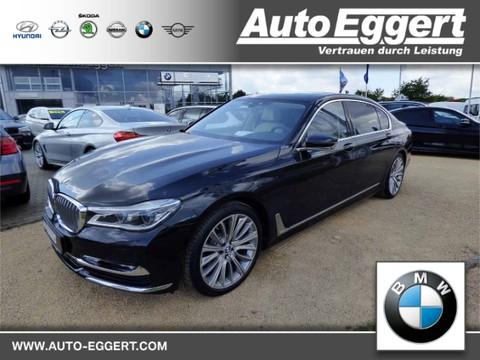 BMW 740 Ld xDrive d Laserlicht Executive Loung AD Massagesitze