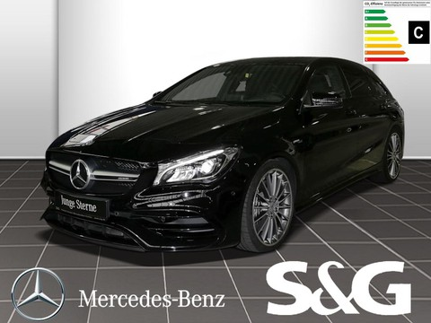 Mercedes CLA 45 AMG Shooting Brake undefined