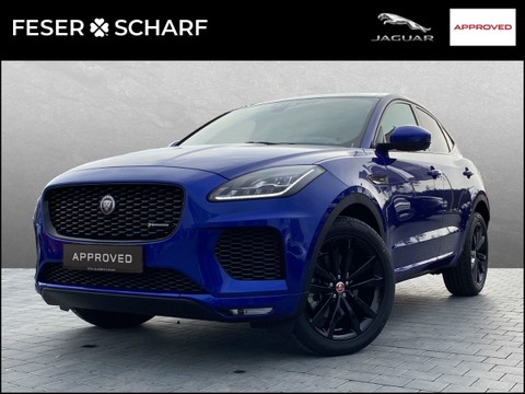Jaguar E-Pace R-Dynamic HSE Black Winter Adaptive