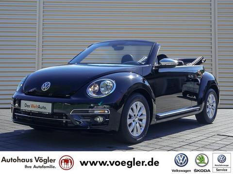 Volkswagen Beetle 1.6 TDI Cabriolet DESIGN