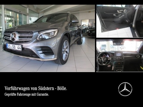 Mercedes GLC 350 d AMG Burm Mem COM