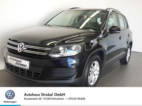 Volkswagen Tiguan 1.4 TSI Trend & Fun Parkp
