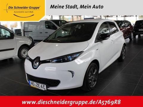 Renault ZOE Life Batteriemiete Option auf Limited