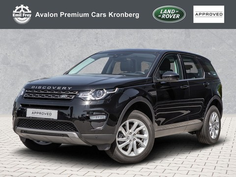 Land Rover Discovery Sport TD4 SkyView Edition 132ürig (Diesel)