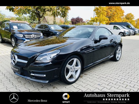 Mercedes-Benz SLK 200 AMG EXCLUSIV Harman
