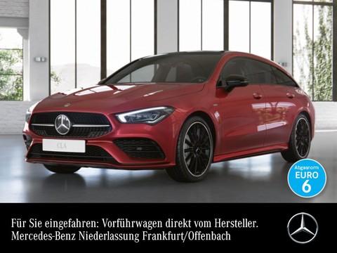 Mercedes-Benz CLA 200 d EDITION 2020 AMG Night