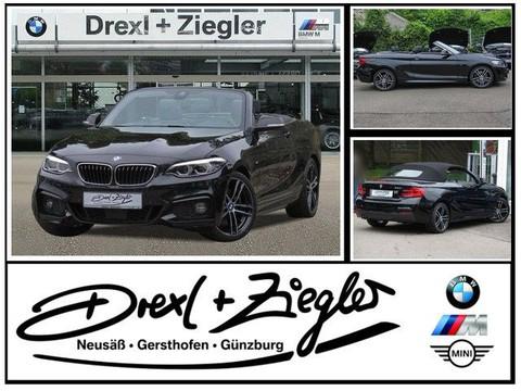 BMW 230 i Cabrio M Sportpaket Prof HiFi D