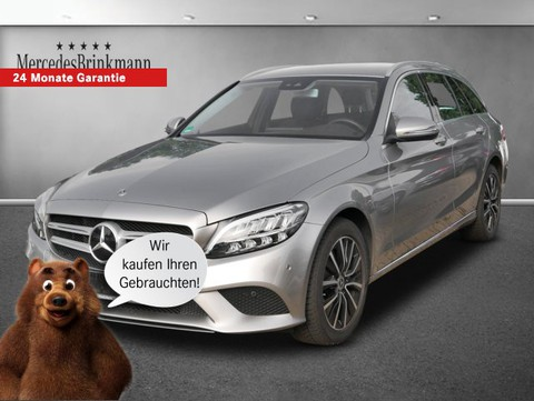 Mercedes-Benz C 200 d T AVANTGARDE