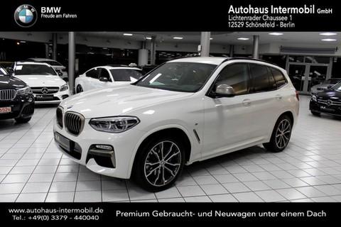 BMW X3 M40i Sport-Automatik H-Up