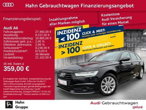 Audi A6 3.0 TDI qu Avant a Tiptrc