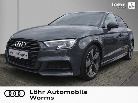 Audi A3 1.6 TDI Limousine sport S line EPH