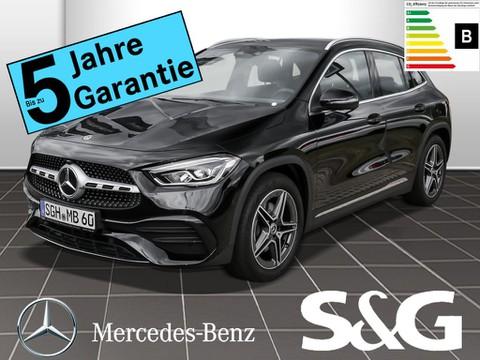 Mercedes-Benz GLA 220 d AMG line MBUX R