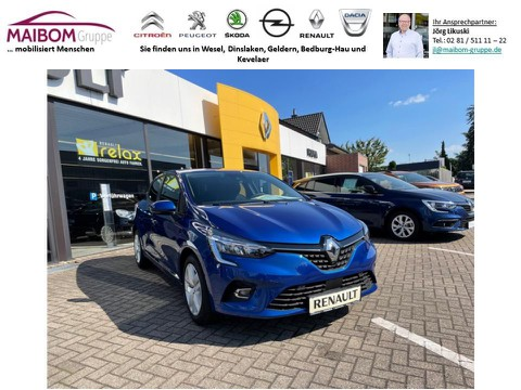 Renault Clio TCe 90 Edition