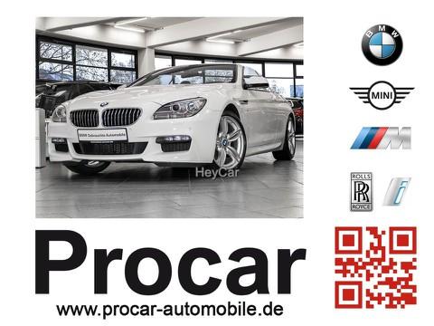BMW 640 i Cabrio M Sportpaket NavPro 19