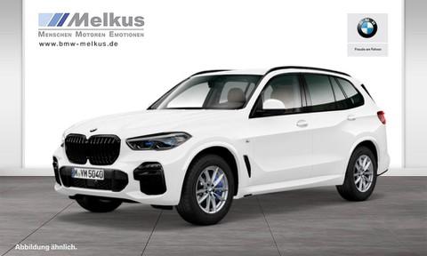 BMW X5 xDrive30d M Sportpaket Gestiksteuerung