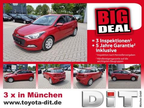 Hyundai i20 1.4 Trend Automatik Big Deal 5nJ