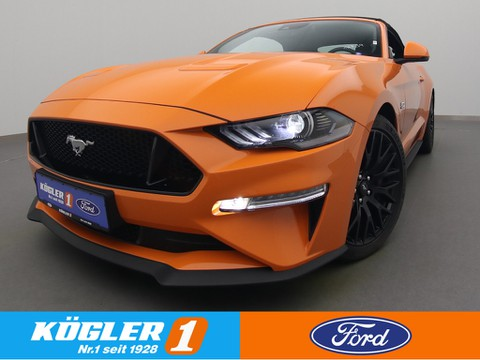 Ford Mustang GT Cabrio V8 450PS MagneRide