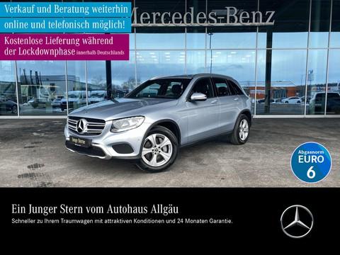 Mercedes-Benz GLC 250 EXCLUSIVE SITZKLIMA