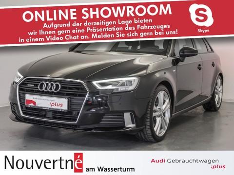 Audi A3 2.0 TFSI quattro Sportback S-Line