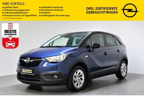 Opel Crossland X EDITION SITZ VERKEHRSZEICHENERKENNUNG